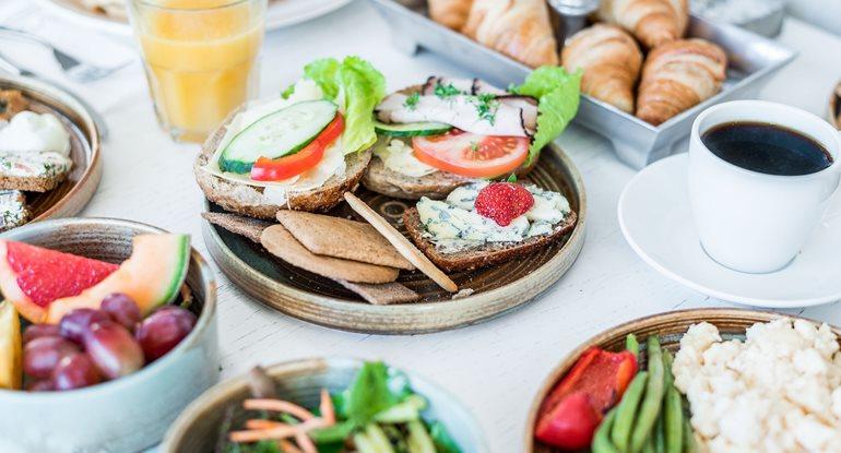 Varbergs Stadshotell & Asia Spa Frukost