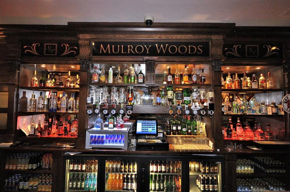 Mulroy woods Hotel Bar