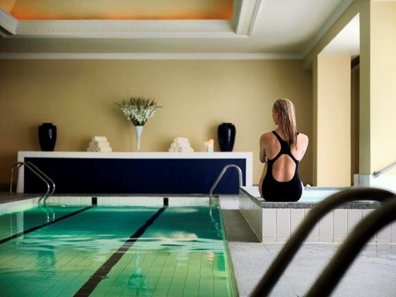 InterContinental Dublin Pool