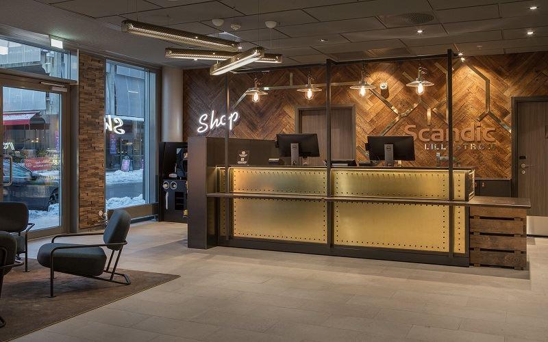 Scandic Lillestrøm Reception