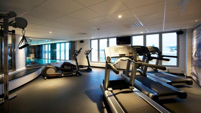 Clarion Hotel Sense Gym