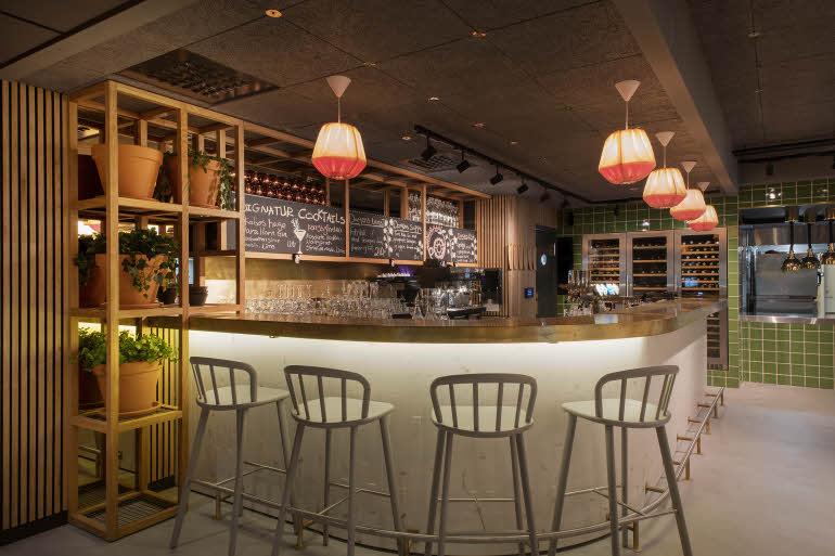Scandic Sjølyst Bar