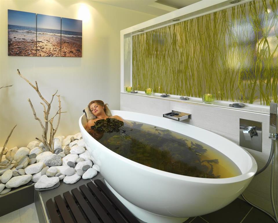 Silver Tassie Hotel & Spa Seaweed Bath