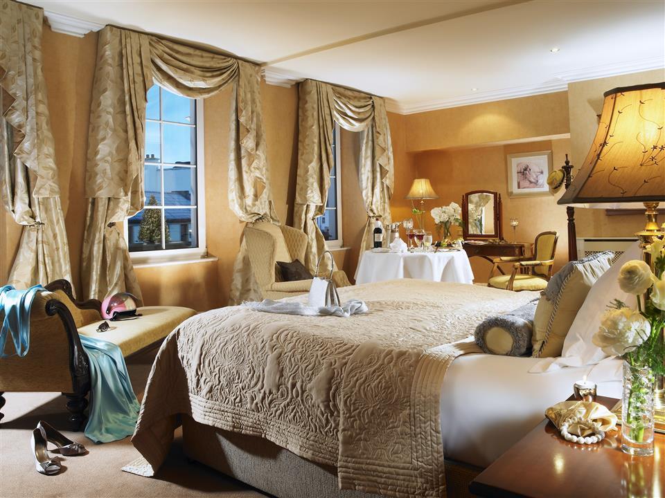 Killarney royal hotel Deluxe Bedroom