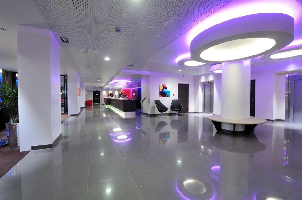Quality Hotel Grand Royal Lobby