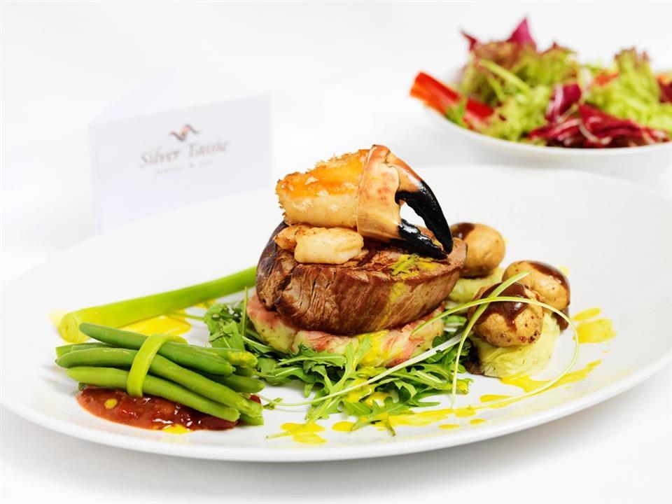 Silver Tassie Hotel & Spa Restaurant