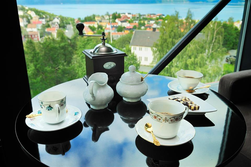 Quality Hotel Grand Royal Kaffe