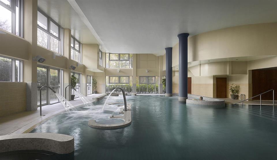 Radisson Blu hotel Swimming Pool