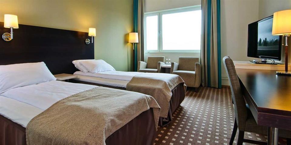 Thon Hotel Ski Twin Room