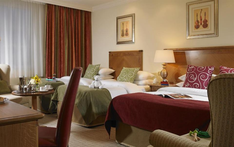 Mount Wolseley Hotel, Spa and Golf Resort Family Room