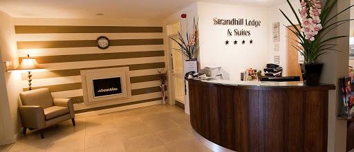 Strandhill Lodge Reception