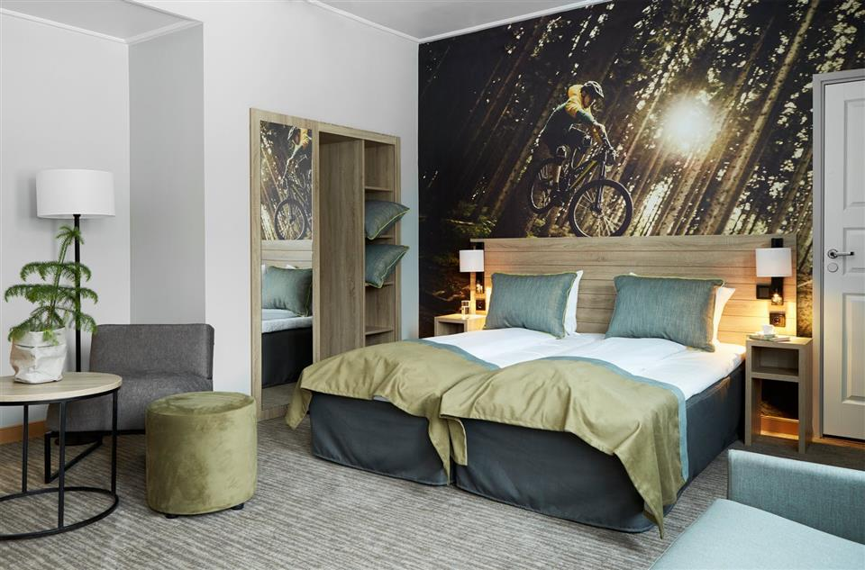 Scandic Lillehammer Hotel Family Room