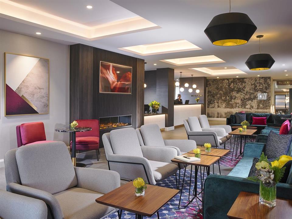 Fairways Hotel Lobby