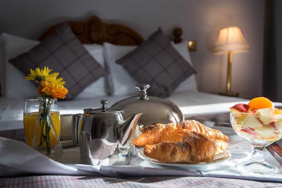 Jacksons Hotel Breakfast