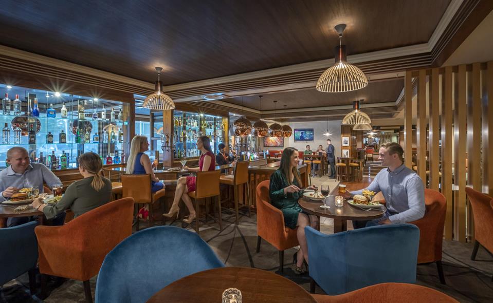 Clayton Hotel Galway Restaurant