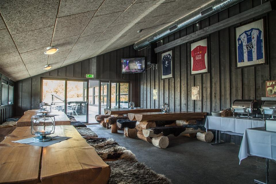 Sirdal Høyfjellshotell Bar