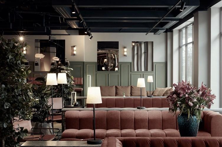 Elite Palace Hotel Lounge