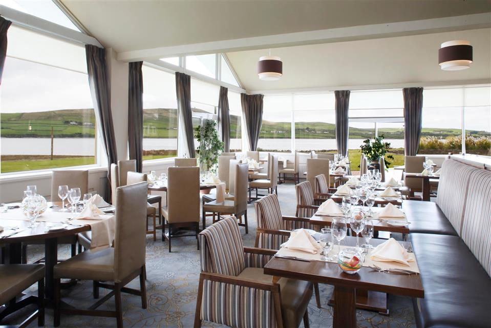 Dingle Skellig Hotel Coastguard Restaurant