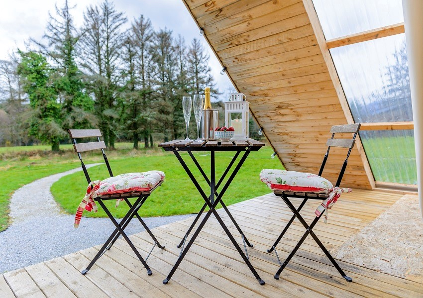 Romantic Suites at Killarney Glamping
