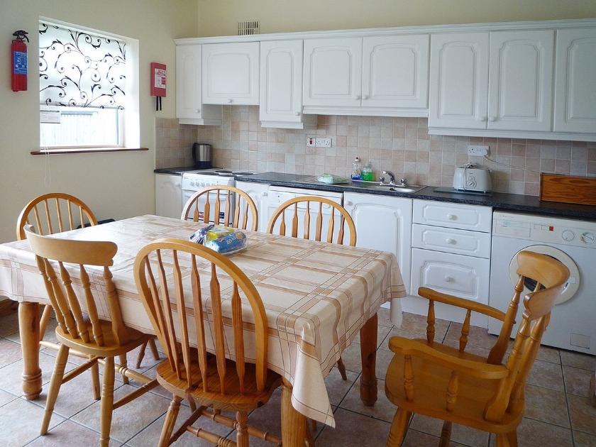 Bunhovil Holiday Cottage Kitchen
