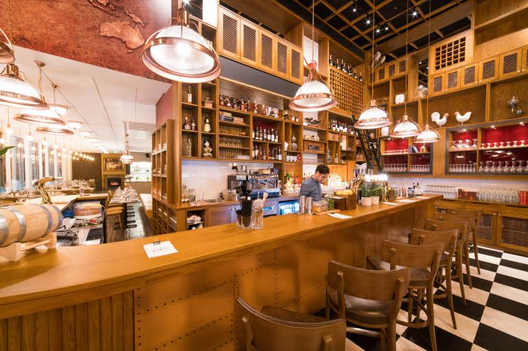 Scandic City Bar
