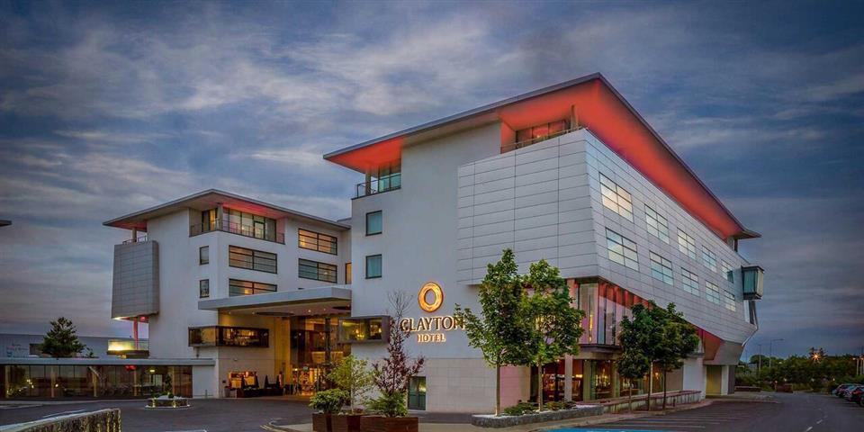 Clayton Hotel Cork City Exterior