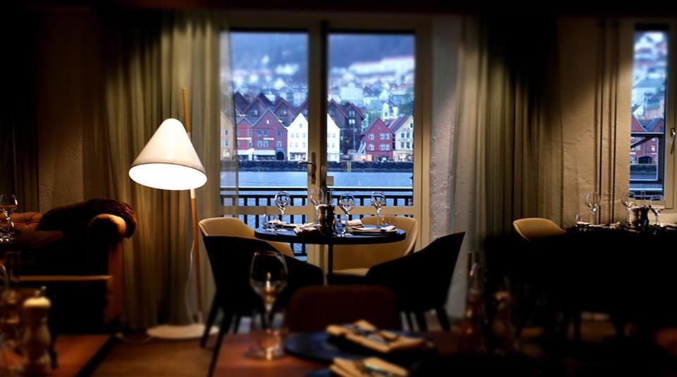 Clarion Hotel Admiral Restaurang