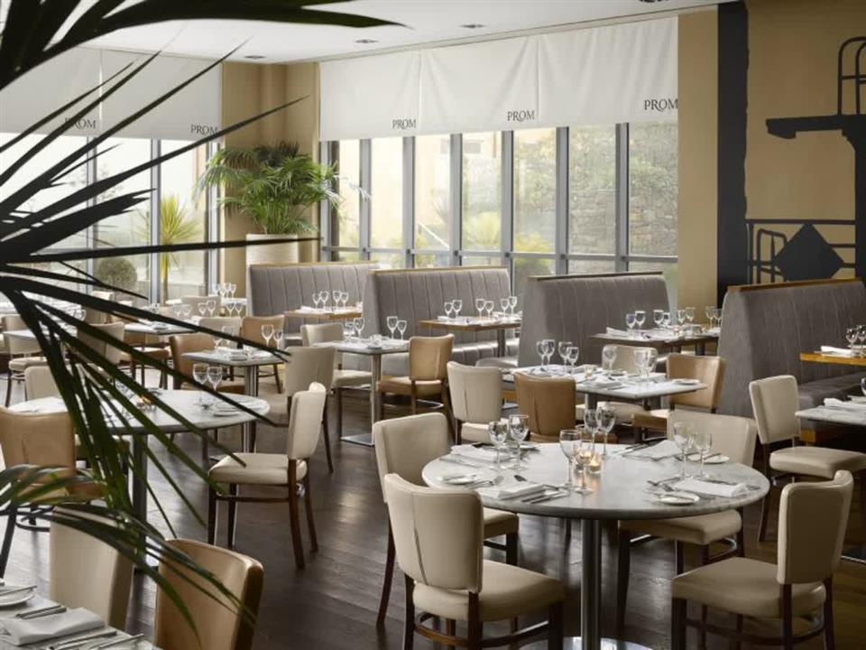 Salthill Hotel dining