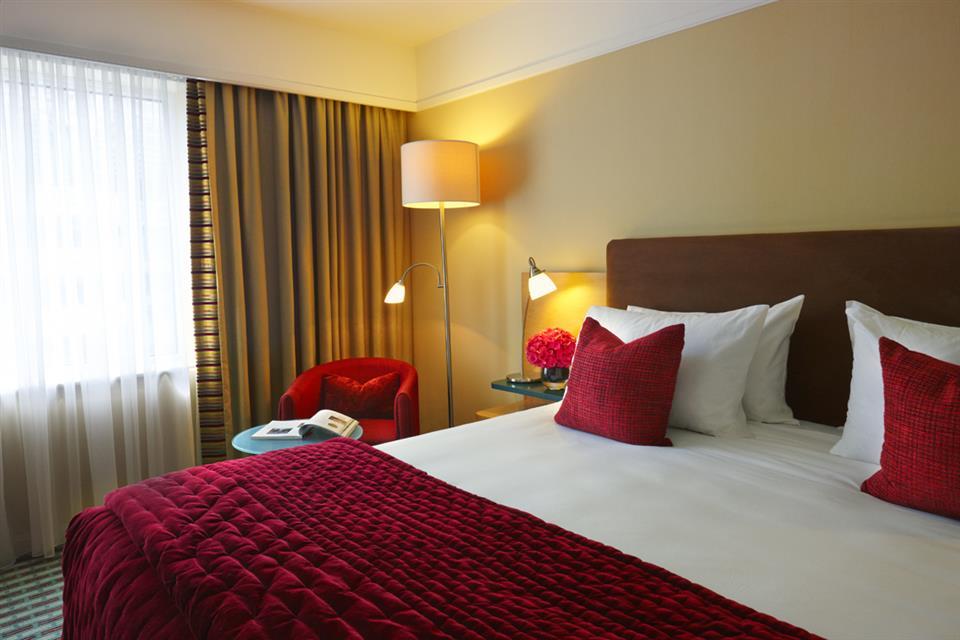The Croke Park Hotel Double Bedroom