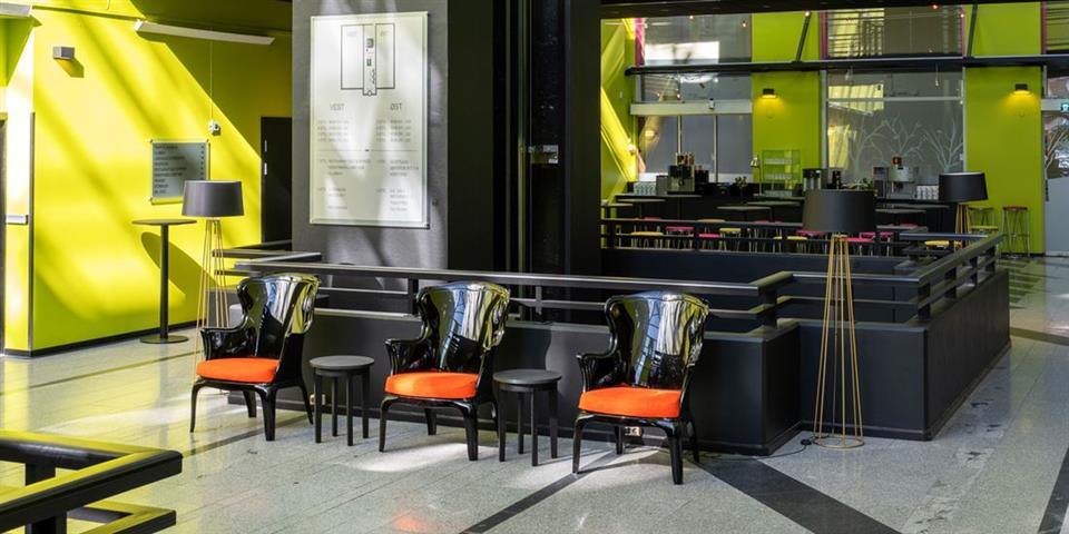 Thon Hotel Triaden Lobby