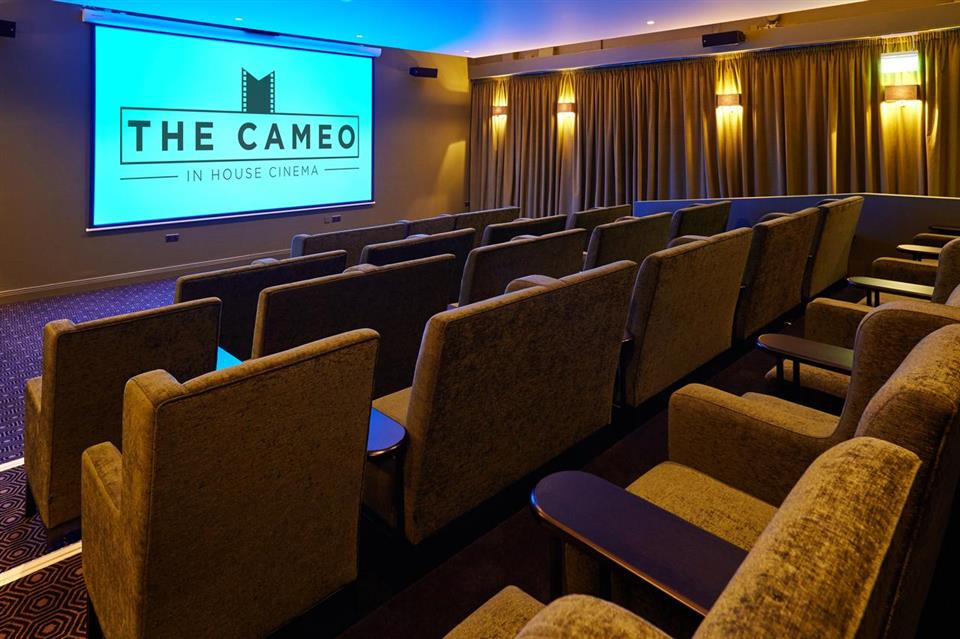 The Montenotte Hotel Cinema