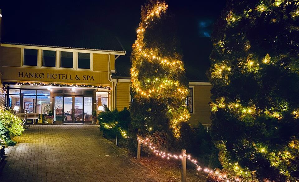 Unike Hankø Hotell & Spa Facade