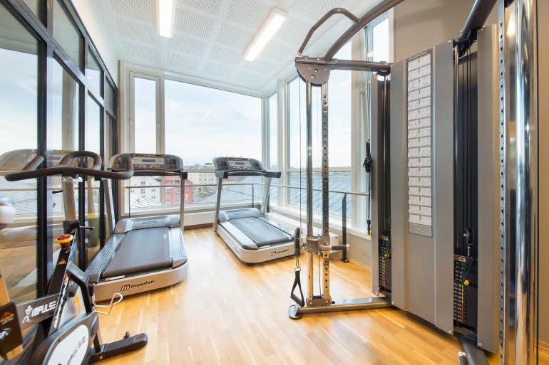 Scandic Bakklandet Gym