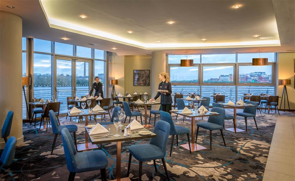 Clayton Hotel Limerick Waterfront Restaurant