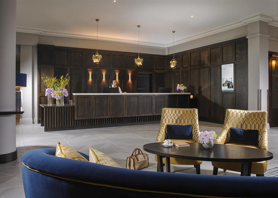 Carrigaline Court Hotel Reception