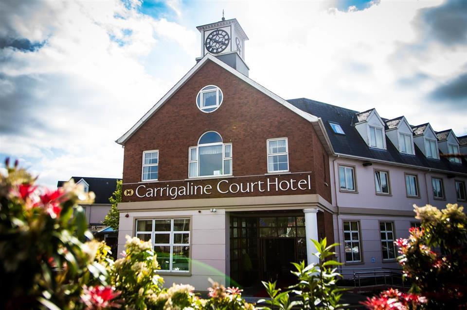 Carrigaline Court Hotel Exterior