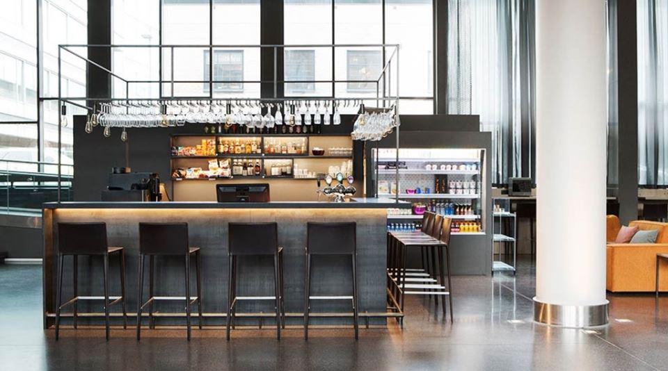 Comfort Hotel Union Brygge Bar