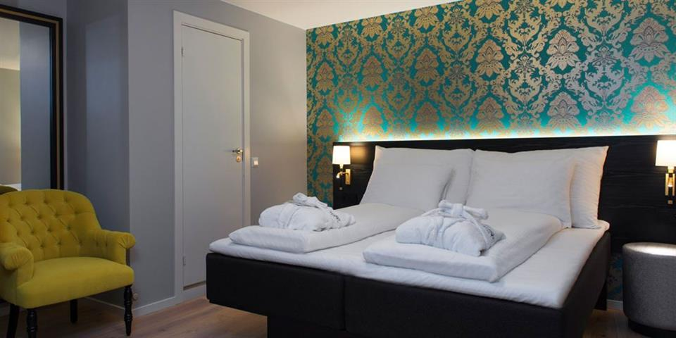 Thon Hotel Rosenkrantz Bergen Rum
