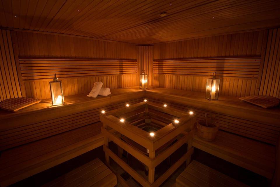 Loughrea Hotel Sauna