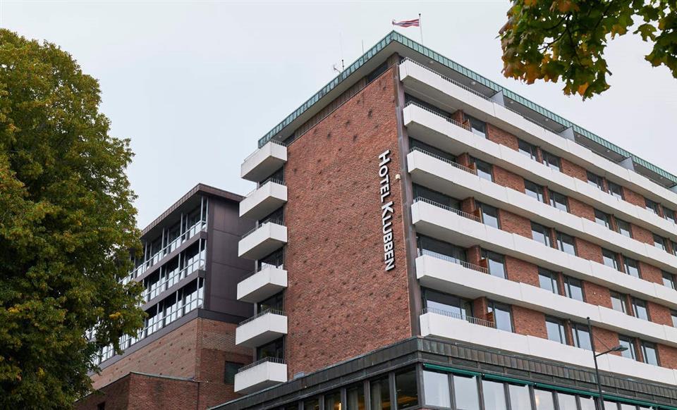 Hotell Klubben Fasad