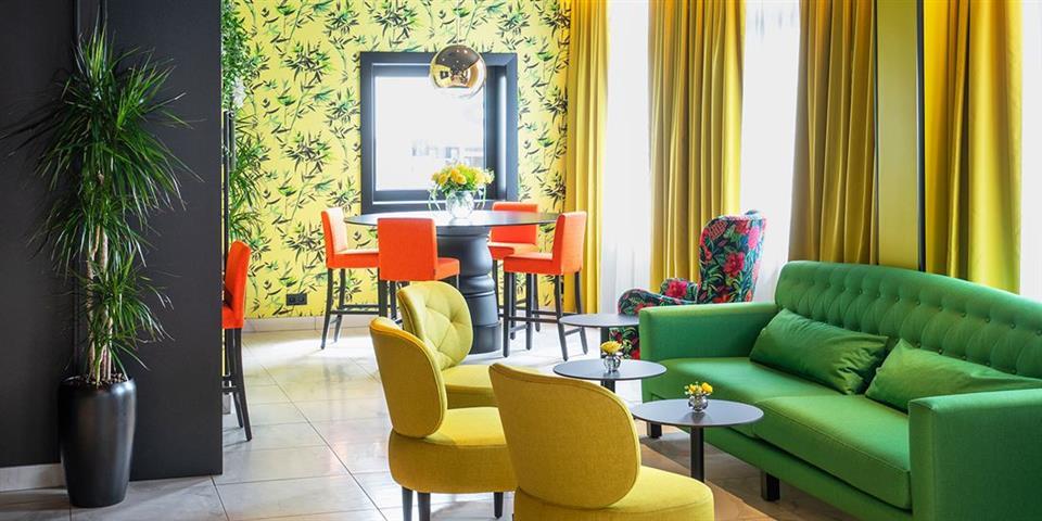 Thon Hotel Moldefjord Lobby