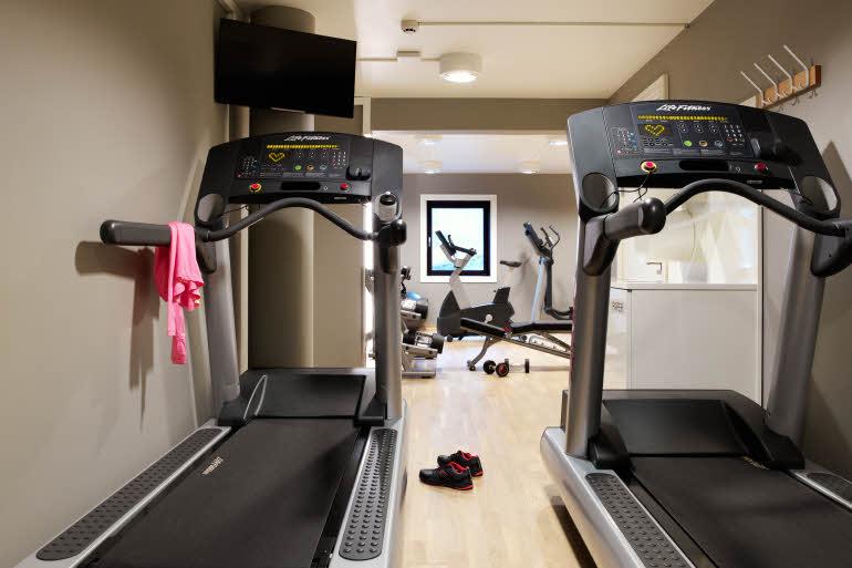 Scandic Stavanger Park Gym