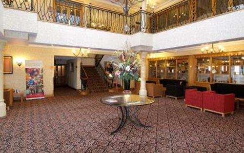 Inishowen Gateway Hotel Interior