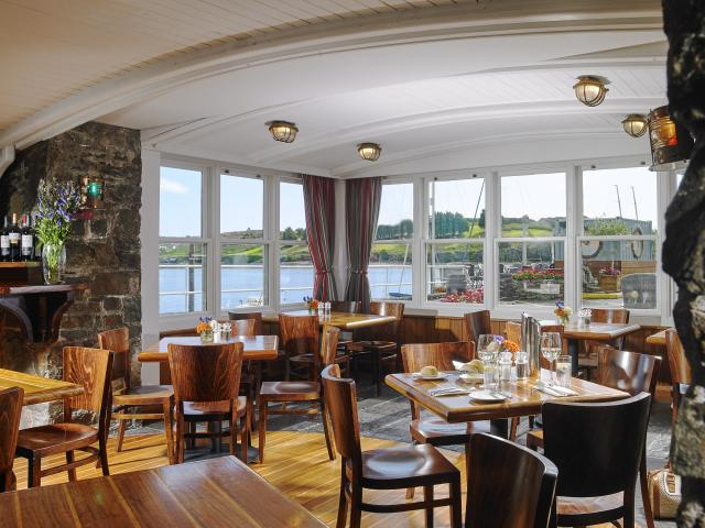 The Trident Hotel Kinsale Restaurant
