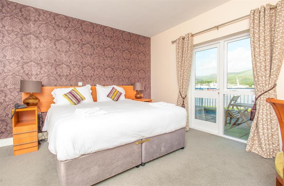 Beara Coast Hotel double room