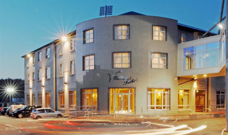 Villa Rose Hotel & V Spa Exterior