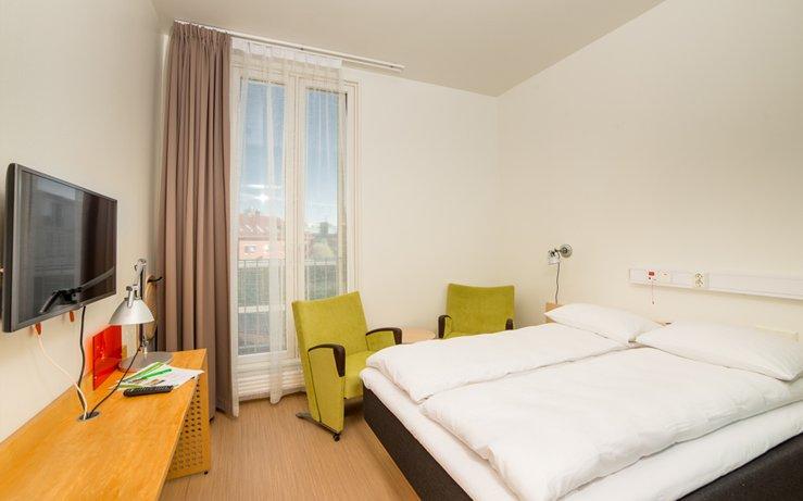 Hotell St. Olav Dubbelrum