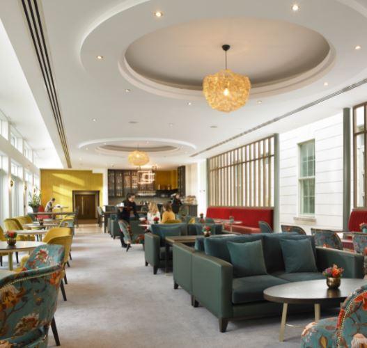 Dunboyne Castle Hotel & Spa Terrace Lounge