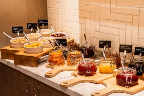 Smarthotel Hammerfest Frukost
