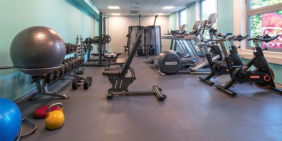 Thon Hotel Orion Gym